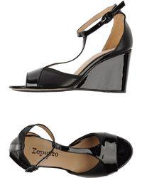 Repetto Sandals - Lyst