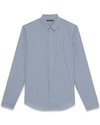 Theory Stephan Ff Top in Kirwin - Lyst