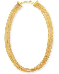 Tuleste - Long Multi-strand Necklace - Lyst