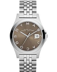 Marc By Marc Jacobs Women'S The Slim Stainless Steel Bracelet Watch 36Mm Mbm3348 - Lyst