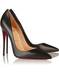Christian Louboutin So Kate 120 Leather Pumps - Lyst
