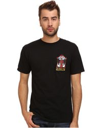 Obey By The Sword Basic Tees - Lyst