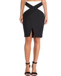 Blessed Are The Meek - Other Side Skirt - Lyst