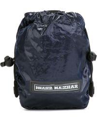 Nasir Mazhar - Drawstring Bag - Lyst
