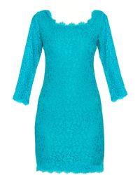 Diane von Furstenberg - Zarita Dress - Lyst