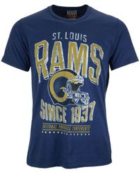 Junk Food Men'S St. Louis Rams Kickoff Graphic T-Shirt - Lyst