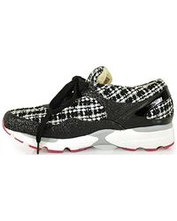 Jeffrey Campbell Runwalk - Tweed Sneaker - Lyst