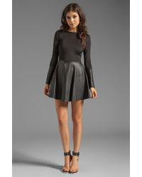 Boulee - Avery Dress in Black - Lyst