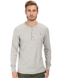 Diesel Gray T-Niketas Shirt - Lyst