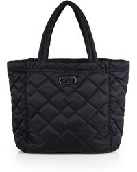 Marc By Marc Jacobs Crosby Quilted Nylon Tote - Lyst