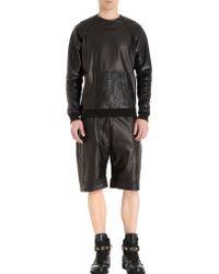 En Noir Raglan Sleeve Sweater - Lyst