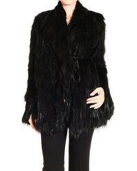 Gucci Fur Woman - Lyst