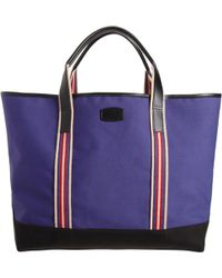 T. Anthony Blue Boating Tote - Lyst