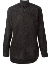 Paul Smith Stars All Over Printed Shirt - Lyst