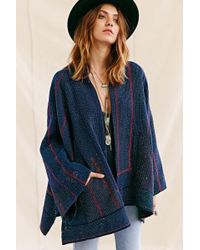 Urban Renewal | Recycled Kantha Quilt Coat | Lyst