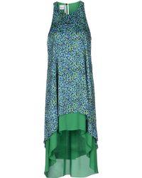 Sachin + Babi For Ankasa Sachin + Babi For Ankasa Short Dress - Lyst