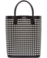 Mother Of Pearl - Black And White Pentley Tote - Lyst