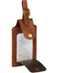 Ted Baker Brogue Luggage Tag - Lyst