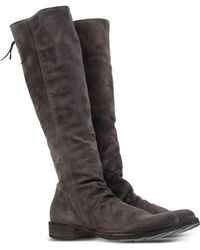 Fiorentini + Baker | Suede Knee-High Boots | Lyst