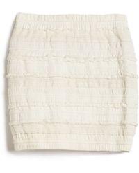 IRO Occeli Miniskirt - Lyst