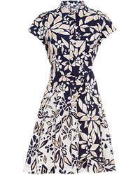 Diane von Furstenberg Scarlet Dress - Lyst