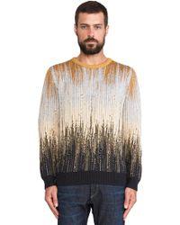 Levi's Mountain Crew Sweater - Lyst