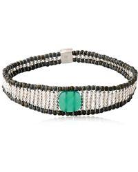 Ziio - Armonia Bracelet - Lyst
