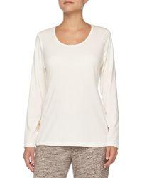 Ugg Nita Soft Jersey Sleepshirt - Lyst