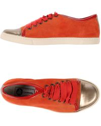 Lanvin Low-Tops & Trainers - Lyst