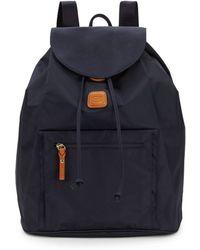 Bric's Blue X-bag Backpack - Lyst