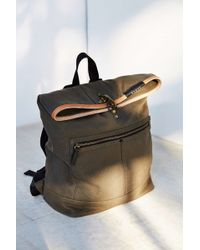 State Bags - Smith Giveback Khaki Backpack - Lyst