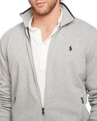 Ralph Lauren Polo Full-Zip Track Jacket - Lyst