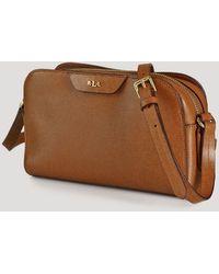Ralph Lauren Cross Body Bag - Lyst