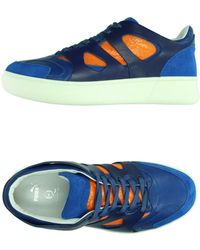Alexander McQueen x Puma | Move Suede and Leather Low-Top Sneakers | Lyst