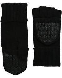 Lauren by Ralph Lauren - Quilted Nappa Glove Mitt - Lyst