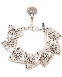Natalie B. Jewelry - Wild Arrows Bracelet - Lyst