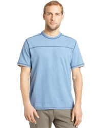 G.H.BASS - Pieced Heathered T-shirt - Lyst