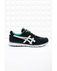 Onitsuka Tiger - Harandia Suede Trainers in Navy - Lyst