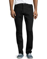 Hudson Byron Slouchy Skinny Jeans - Lyst