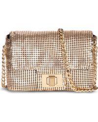 Juicy Couture Beverly Crest Embellished Shoulder Bag - Lyst