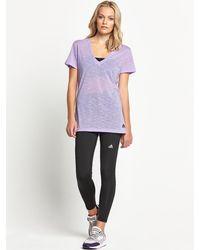 Adidas Clima 365 Tshirt - Lyst