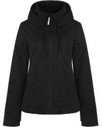 Bench - No Brakes Hooded Jacket - Lyst