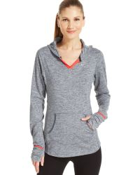 Nike Element Dri-fit Hooded Pullover - Lyst