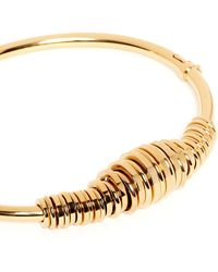 Chloé 'Freja' Multi-Ring Necklace gold - Lyst