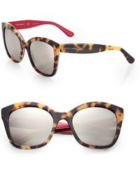 Dolce & Gabbana 54Mm Square Sunglasses - Lyst