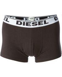 Diesel Shawn Pack Of Three Boxers - Lyst