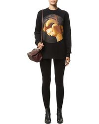 Givenchy - Fauno Print Sweatshirt - Lyst