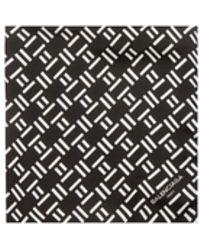 Balenciaga Domino Squared Scarf - Lyst