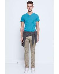 Zadig & Voltaire Terak Used Pigment Men T Shirt - Lyst