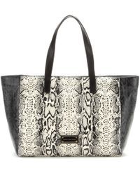 Marc By Marc Jacobs - Printed Leather Tote - Lyst